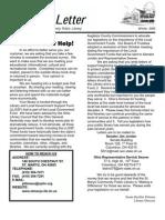 Winter 2005 Library Newsletter