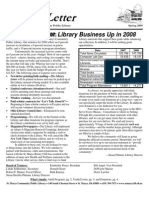 Spring 2009 Library Newsletter