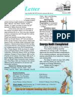 Summer 2009 Library Newsletter
