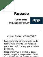 Repaso Economía