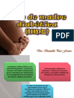 6. Hijo de madre diabética (HMD)