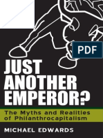 Just Another Emperor - Michael Edwards