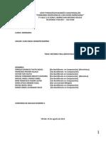 Informe Final de Seminario Comunidad No.3