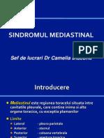 16.Curs Sd Mediastinal