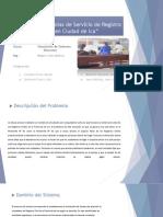 Servicio Registro Civil-Ica