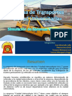 Empresa de Transporte Ciudad Universitaria.pptx