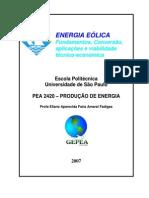 PEA2420 Energia Eolica Apostila