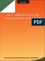 Ley-Orgánica-de-Educación-Superior