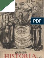 Liefländische Historia