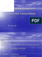 Sap Mm Lct Training Material Latest