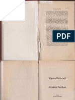 Gaston Bachelard - Mekanın Poetikası