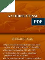 6.1. Antihipertensi
