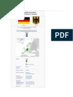 Alemania y Belgica