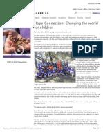 CSE Hope Connection