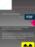Radiation Safety and Protection