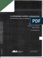 Ribeiro Gustavo_La antropologia brasileña en America Latina