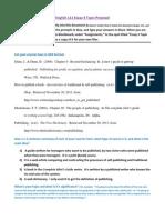 english 111 essay 3 topic proposal