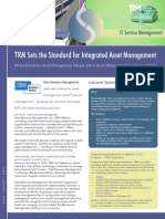 TRM Integrated Asset Management Brochure