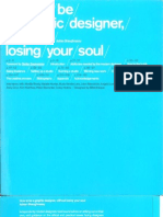 How to Be a Graphic Designer Without Losing Your Soul 150dpi