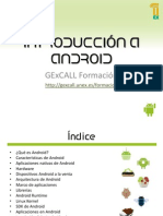 Introducción a Android
