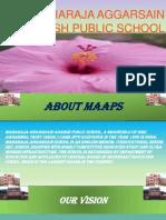 Maharaja Aggarsain Adarsh Public School