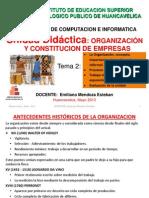 Organizacion Tecnologico 2013 - Copia