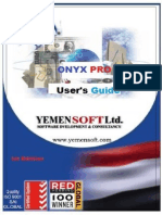 Yemensoft Onyx Pro - User's Guide