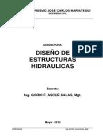 1. DISEÑO ESTRUCT. HIDRAULICAS