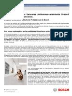 Nota Detectores Professional Nov2009