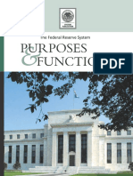 The Federal Reserve System Purpose and Functions