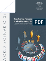 Transforming Pensions and Healthcare in a Rapidly Ageing World