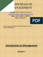 Principles of Management Slides