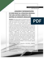 SECAS, MIGRAÇÕES E REPRESENTAÇÕES do SEMI-ÁRIDO NA LITERATURA REGIONAL