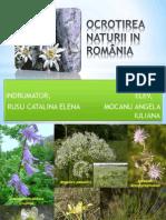 Ocrotirea Naturii in Romania