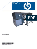 HP Scitex FB500, FB700 (Service Manual)
