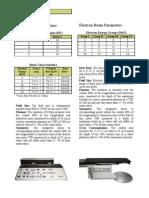 Varian 1800 Spec Sheet