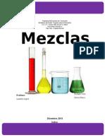 Mezcla y Sustancias