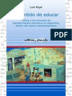 [Luis Rigal] El Sentido de Educar (Spanish Edition(BookFi.org)