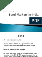 Bond Markets in India