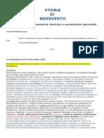 Storia Di Benevento