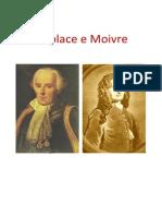 Laplace e Moivre