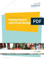 Getting Started With Email Marketing Constant Contact