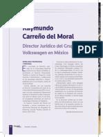 Entrevista Lic. Raymundo Carreño del Moral
