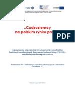 Cudzoziemcy Na Polskim Rynku Pracy (1)