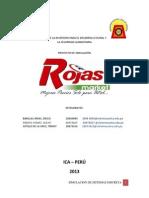 Pro Yec to Rojas