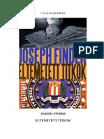 Joseph Finder - Eltemetett Titkok