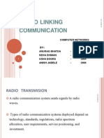 Radio Link Communication