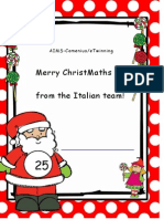 ChristMaths Puzzles From Italy