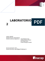 Informe de Laboratorio Nº 2 Planta Externa