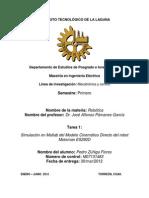 Reporte de Tarea 1 Del MCDP Para Motoman ES280D